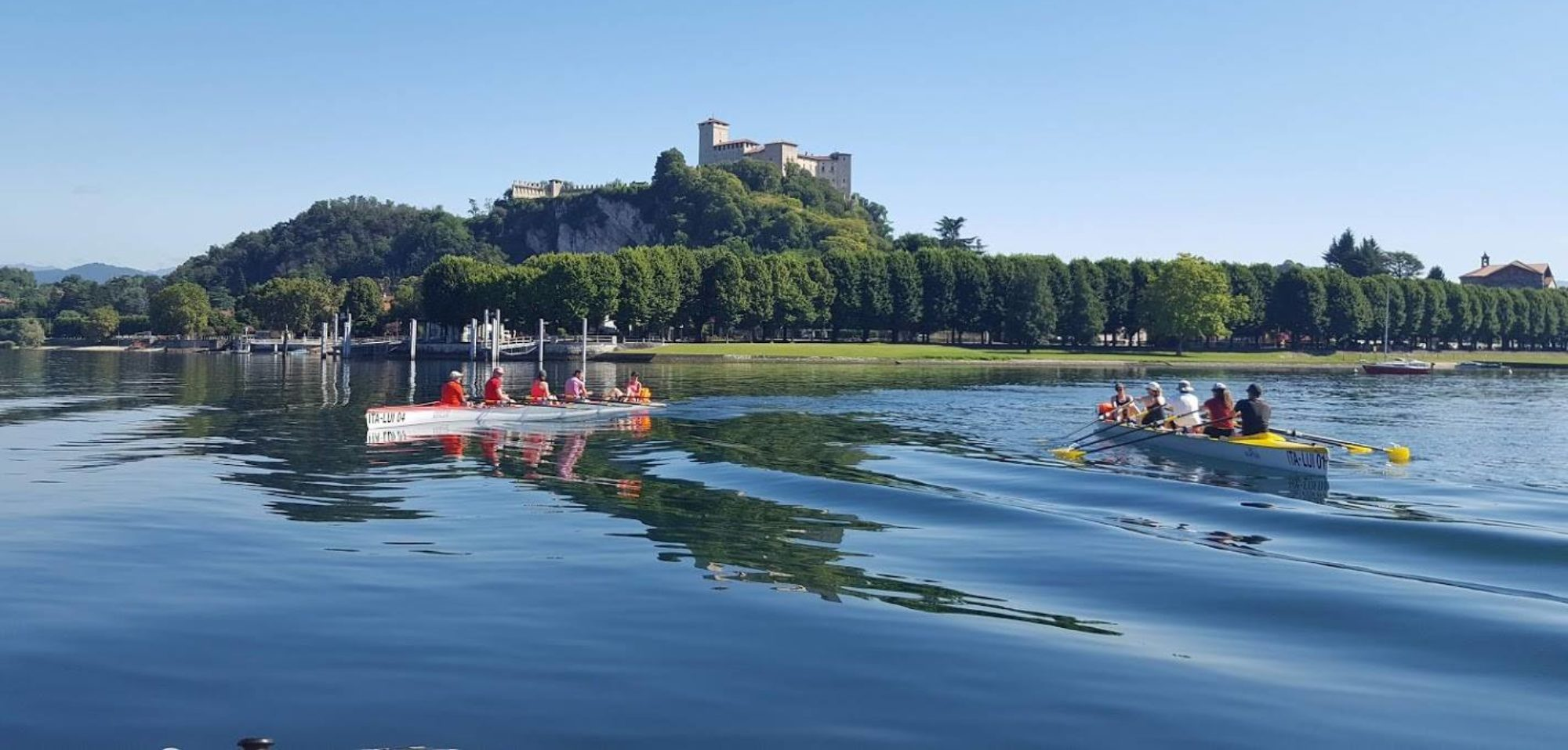 Lago Maggiore Rowing Tours & Training Camps